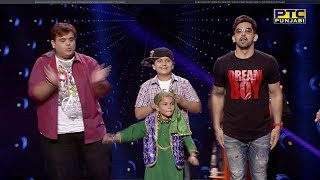 Studio Round 09 | Babbal Rai | Sonu Gill | Voice of Punjab Chhota Champ 4 | Full Episode