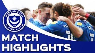 Highlights | Pompey 2-1 Ipswich Town