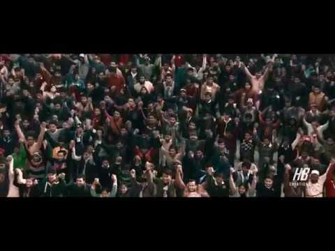 Kaala movie teaser (m.s dhoni version)#...