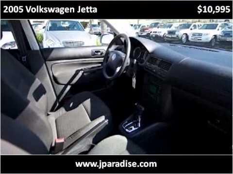 2005 Volkswagen Jetta Used Cars San Juan Capistran...