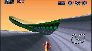 "[TAS] Backwards F-Zero X EK: Mute City 4 - Slim Half-pipe ~ 0'50""882"