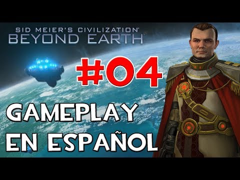 CIVILIZATION BEYOND EARTH GAMEPLAY EN ESPAÑOL #04