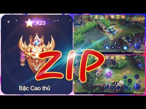 Zip mùa 15 | Thánh phá bùa bậc nhất liên quân, hướng dẫn cách chơi bảng ngọc trang bị phù hiệu SP