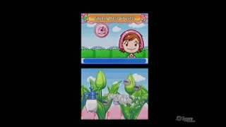 Gardening Mama Nintendo DS Gameplay - Tulip