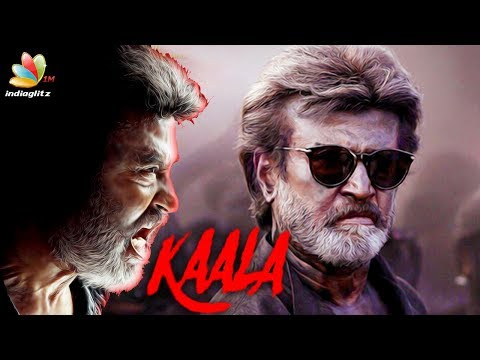 Kaala Second Look - The King of Style Superstar Rajinikanth | Teaser Coming Soon