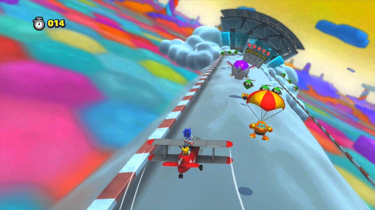 Let's Play Sonic Lost World Partie 15 (Fin) : Le Monde caché de Sonic Lost World