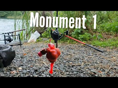 Summer Carp Fishing Search For A Day Ticket 40 Monument  1 Part 5 Just Keep Plugging Away