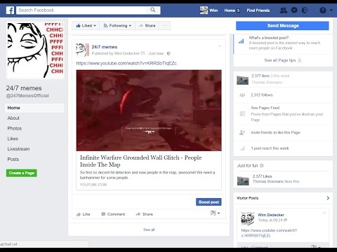 How To Autoplay YouTube Video On Facebook