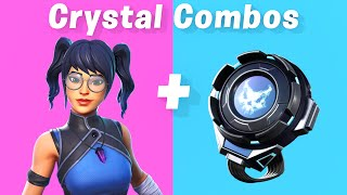 7 Best Crystal Skin - back bling combos à Fortnite