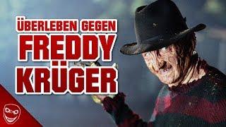 Wie überlebt man gegen Freddy Krüger aus A Nightmare on Elmstreet!