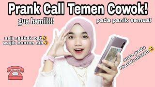 Download lagu PRANK CALL GUA HAMIL KE TEMEN COWOK MEREKA PADA MARAH | NGAKAK BANGAT