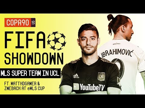 How Would an MLS Super Team Do In The Champions League? - FIFA Showdown | Ep. 7