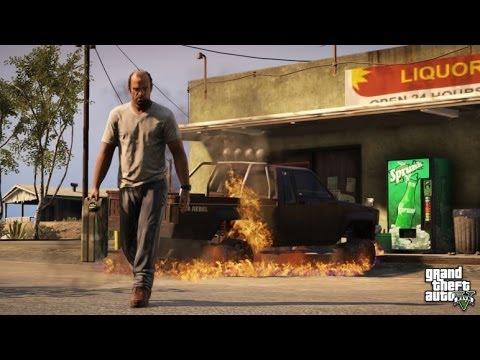 GTA 5 Story Mode Walkthrough Part 15- Trevor Has A Torture Fetish