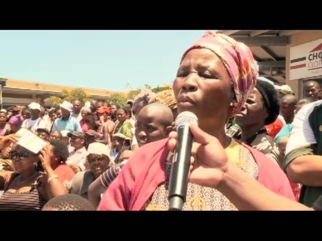 Prevention in Action: Ending Violence Against Women in South Africa