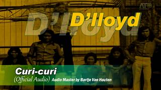 D''lloyd - Curi-curi (Official Audio)