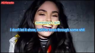 Pretty Girl - Maggie Lindemann karaoke lyrics