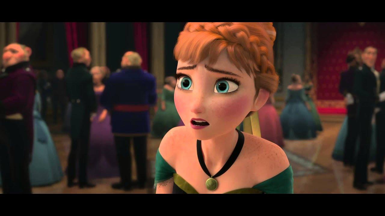 Frozen il regno di ghiaccio la festa è finita clip dal film