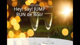 【Hey! Say! JUMP】RUN de Boo!【nijiniji】歌ってみた カバー