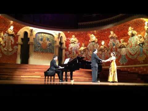 Tonight - West Side Story - Paula Nogueira & Eduard Moreno, www.promusicbcn.com