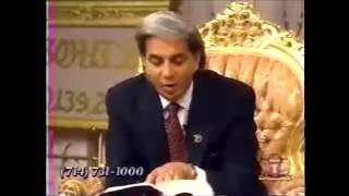 Benny Hinn - The Origin of Angels and Demons - the 5 Divisions of angels