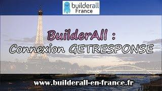 BuilderAll tutos : Comment connecter votre autorépondeur Getresponse