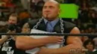 Triple h vs reverend D-von w/ Deacon Batista