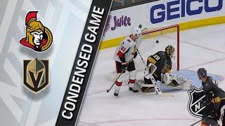 03/02/18 Condensed Game: Senators @ Golden Knights