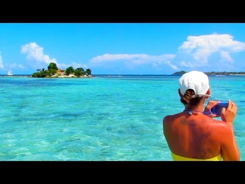 CONTEST WINNER - Trip to the Grenadines in the CARIBBEAN!! - Part 1