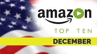 Top Ten movies on Amazon Prime US for December 2018