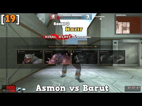 Wolfteam IIShowtek Gameplay #19 / Asmon vs Barut - Kurt Avı Asmon Show