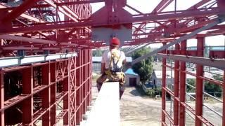 видео Рихтовка подкрановых путей
