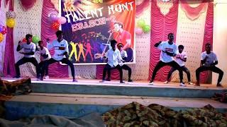 Malhari bhagwa rang dance choreography by shailex tigga || talent hunt patna season 2 winner