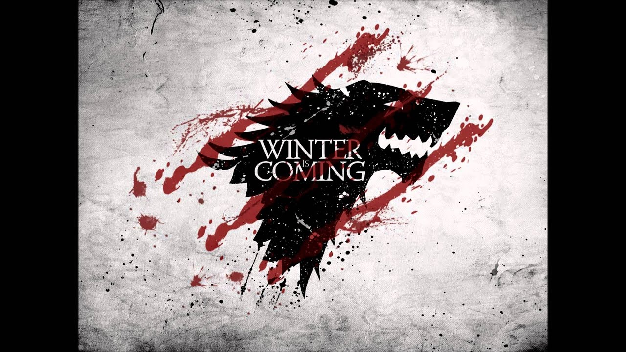 Game Of Thrones House Stark Theme Youtube