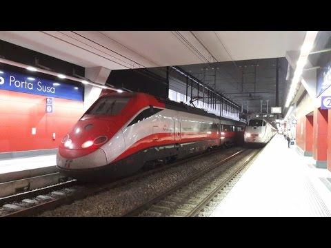 Treni passeggeri e merci a torino porta susa youtube - Treni torino porta susa ...