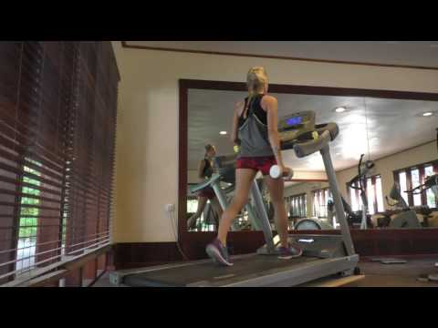 Fitness Friday: Treadmill Arms