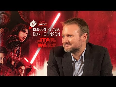 Download Youtube: Rencontre avec Rian Johnson & Ram Bergman de Star Wars Episode VIII Les Derniers Jedi