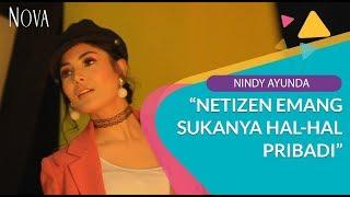 Lagu Baru Nindy Ayunda, Terbiasa Bahagia
