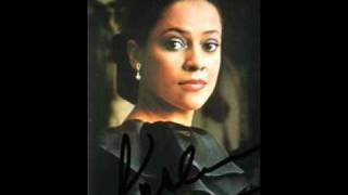 Mahler 4th Symphony  part 4. Kathleen Battle