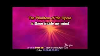 """The Phantom AND THE GAY of the Opera"" - Imanuel inspired by the Musical"