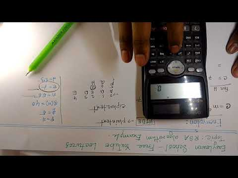 Data Encryption using RSA algorithm in Bangla