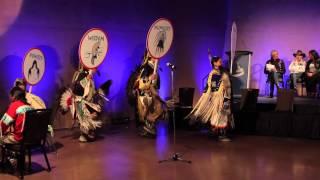 Mikinak-Keya (Spirit Tour) Celebration at Canadian Museum for Human Rights: June 17, 2015