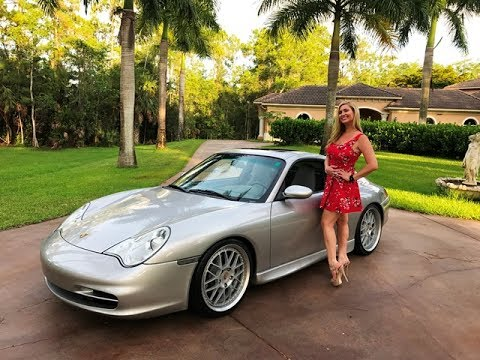 SOLD 2002 Porsche 911 Carrera, only 48052 Miles, for sale by ...