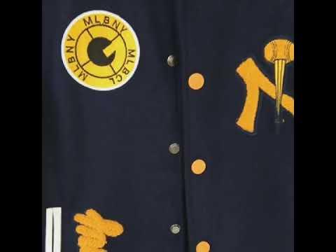 áo Khoác Bóng Chày - Basketball Coat
