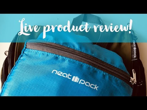Live Review - Cool Packing Gear