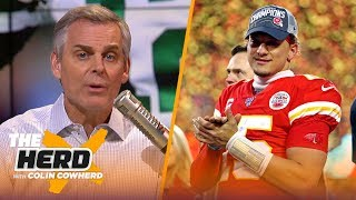 49ers could 'smell the fraudulent Packers fear,' Colin applauds Andy Reid & Chiefs   NFL   THE HERD