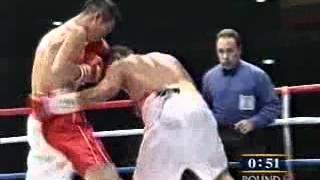 Leo Gamez vs Celes Kobayashi レオ・ガメス vs セレス小林