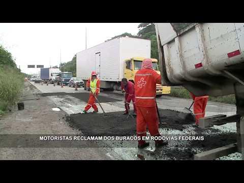 Buraqueira nas rodovias de Pernambuco