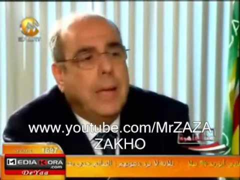 Raouraoua répond aux Egyptiens, Partie 1