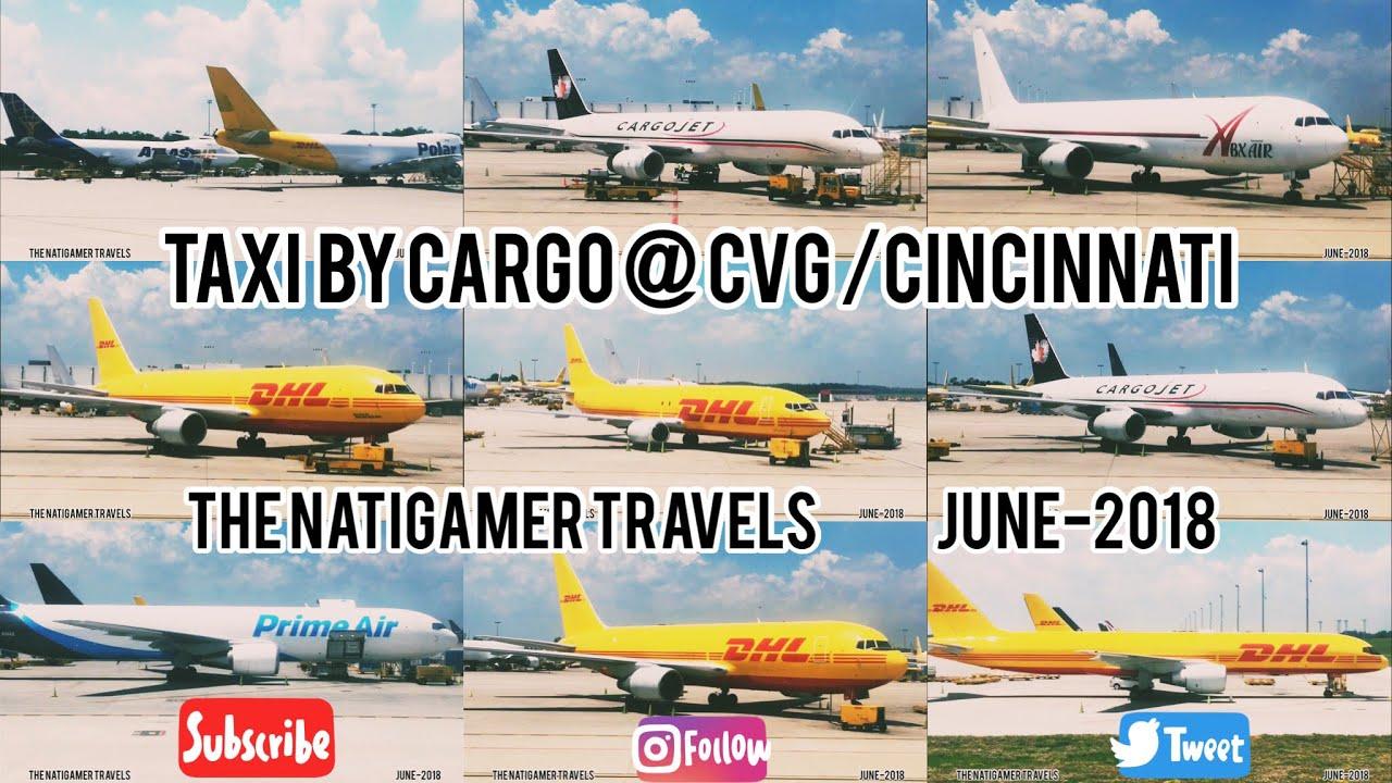 Taxi By Cargo Dhl Americas Hub Amp Amazon Prime Air Hub
