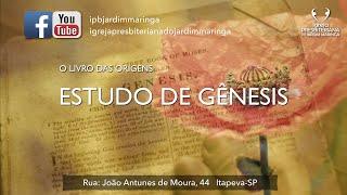 ESTUDO BÍBLICO - GÊNESIS 42.25 - 44.17